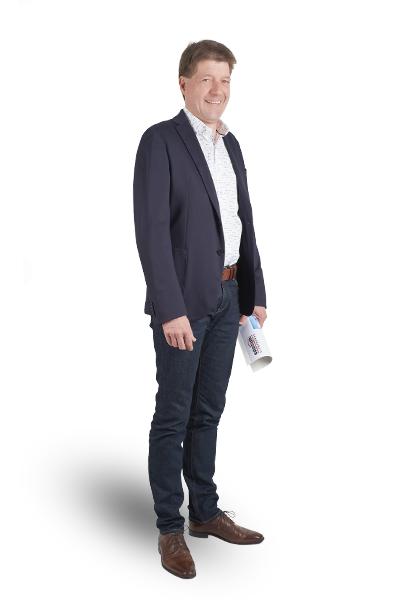Jürgen Vogelsang Kaufmännische Leitung