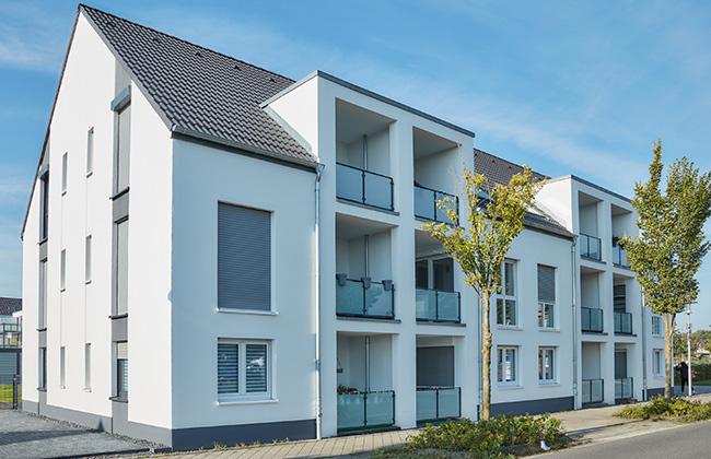 estecasa elementbau referenzobjekte rohbau mehrfamilienhäuser