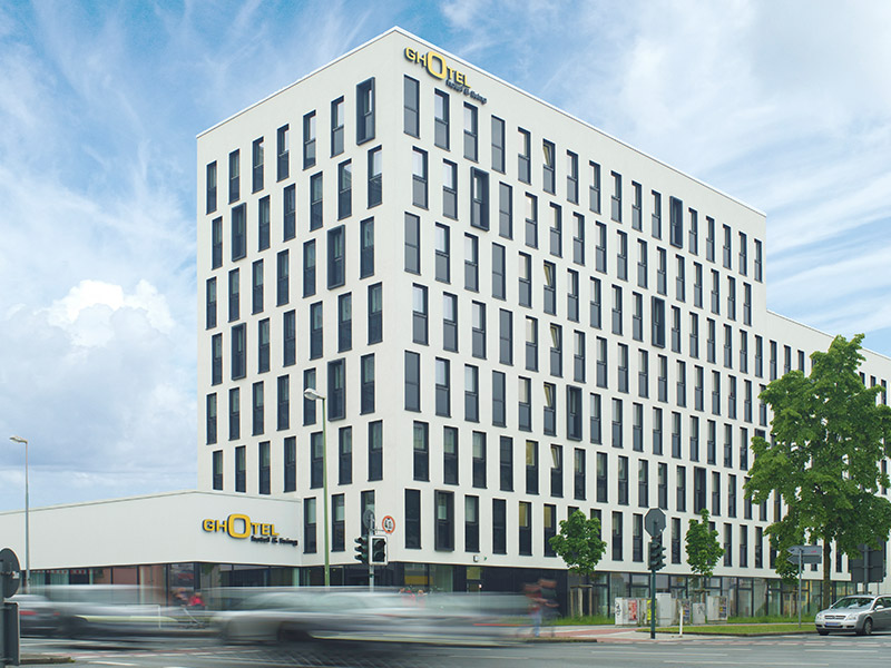 estecasa Hotelbau G-Hotel, Essen