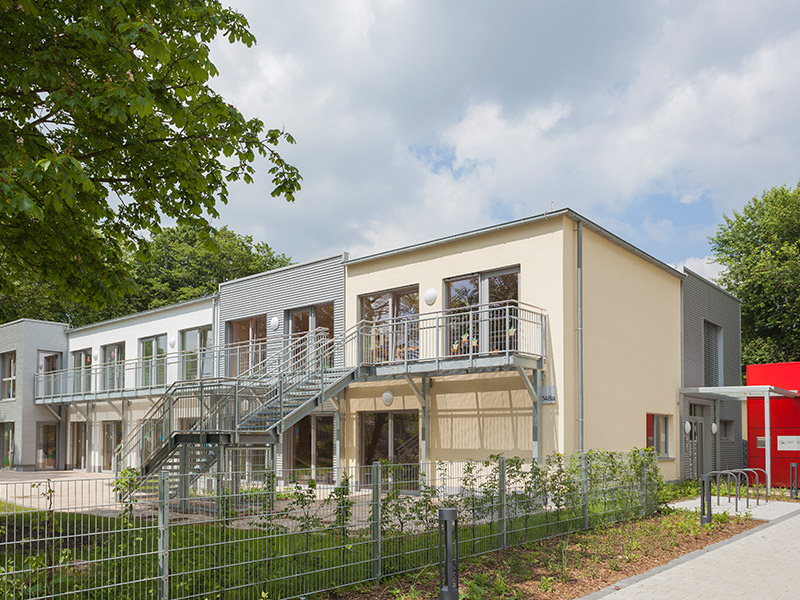 estecasa Kindertagesstätte Burgholzstraße, Dortmund