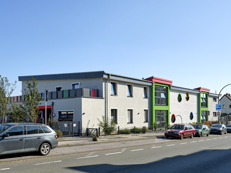 estecasa Kindertagesstätte Hasslinghauserstraße, Gevelsberg