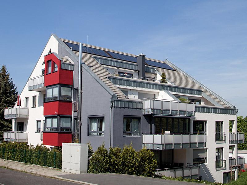 estecasa Mehrfamilienhaus Heintzmannsheide, Bochum