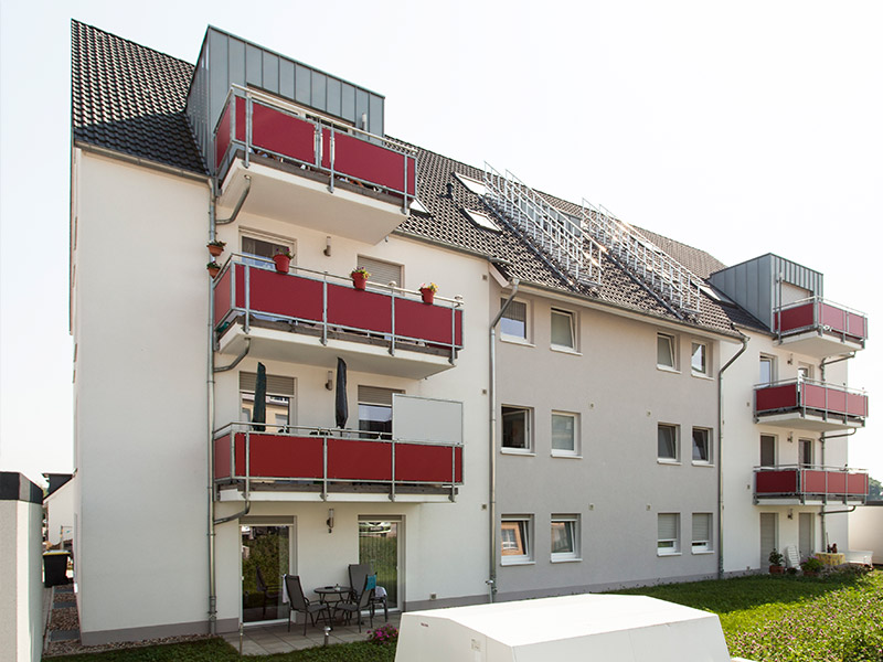 estecasa Mehrfamilienhaus Kirchhellener Ring, Bottrop