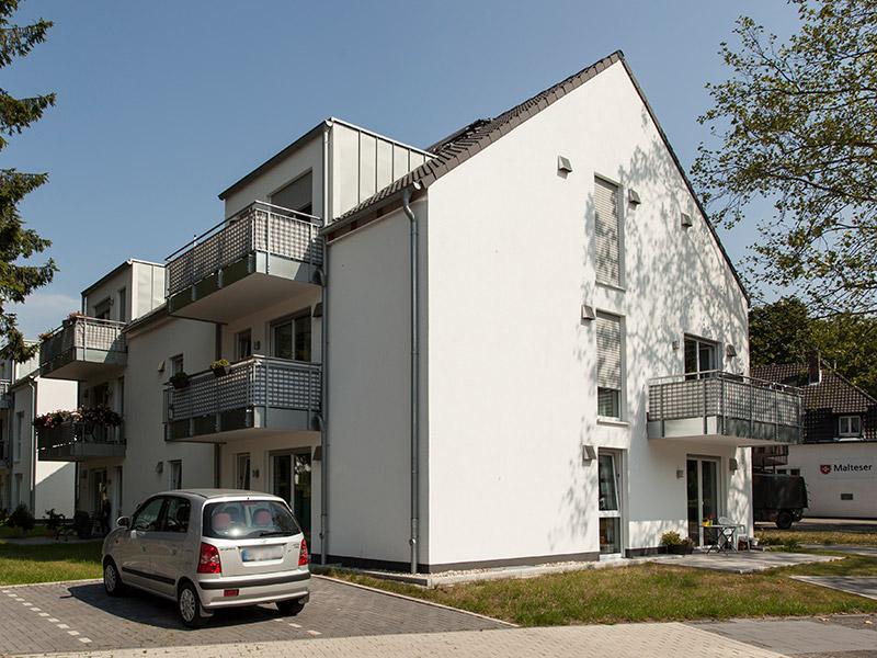 estecasa Mehrfamilienhaus Scharfstraße, Bottrop