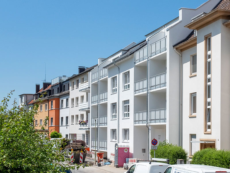 estecasa Mehrfamilienhaus Eickertstraße, Hagen