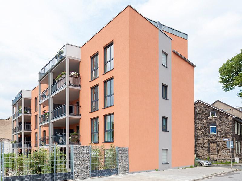 estecasa Mehrfamilienhaus Hamburgstraße, Witten