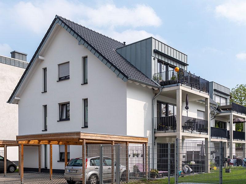 estecasa Mehrfamilienhaus in Troisdorf