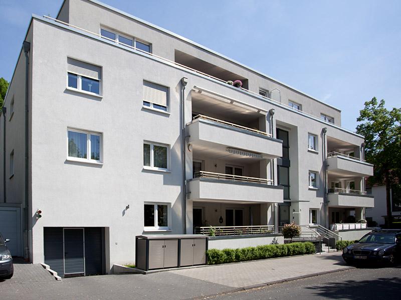 estecasa Mehrfamilienhaus Wielandstraße, Bochum