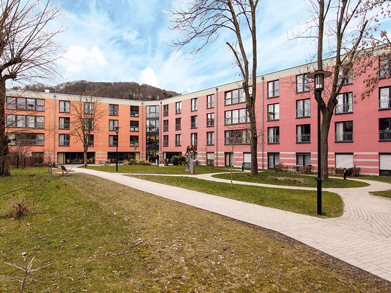 estecasa Seniorenpflegeheim Schillerstraße, Hagen