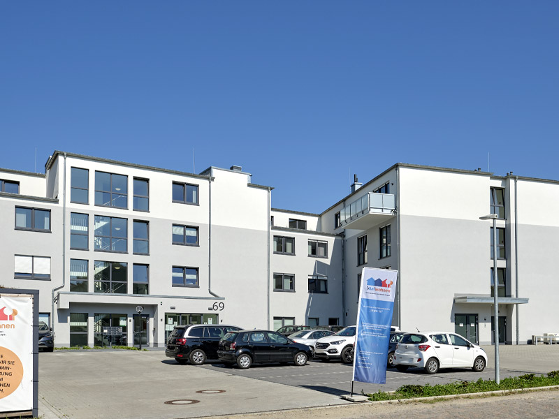 estecasa Seniorenwohnheim Jürgenshof, Herne