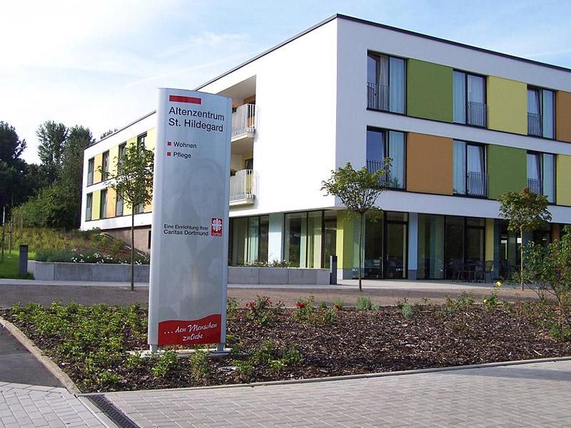 estecasa Wohn- und Pflegezentrum der Caritas Dortmund