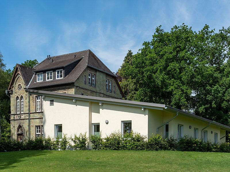 estecasa Flüchtlingswohnheim Wickederstraße, Werl