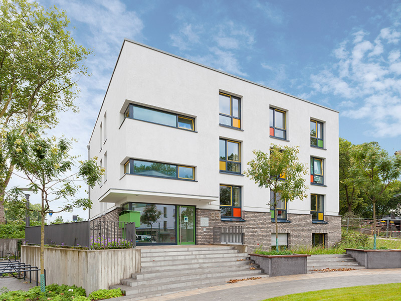 estecasa Studentenwohnheim Friedrich-Heinrich-Allee, Kamp-Lintfort