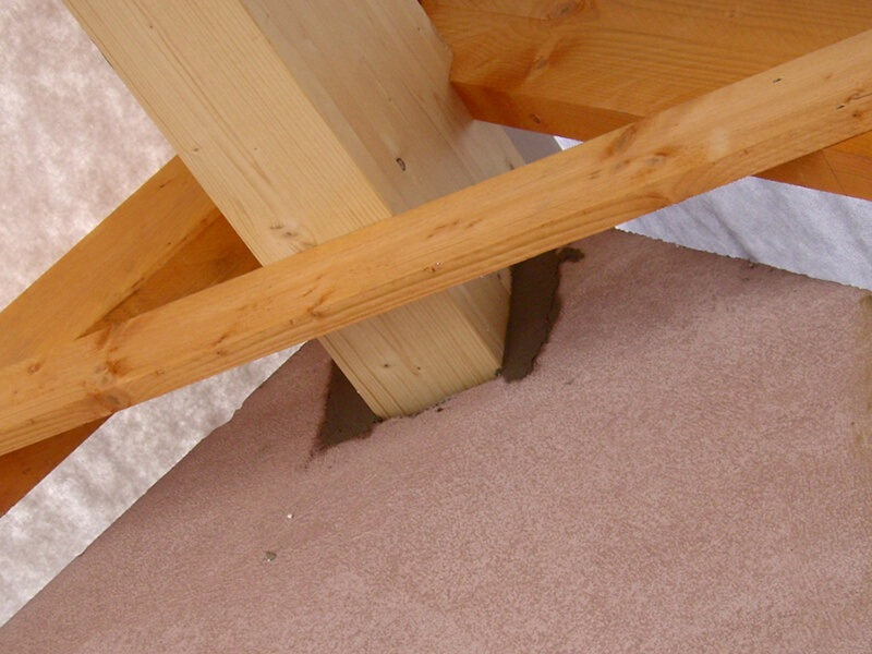 vorgefertigte Dachgiebel